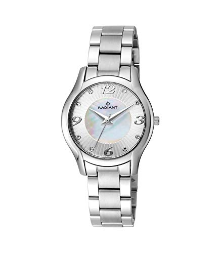 Radiant Reloj Analógico Para Mujer de Cuarzo con Correa en Acero Ra442202