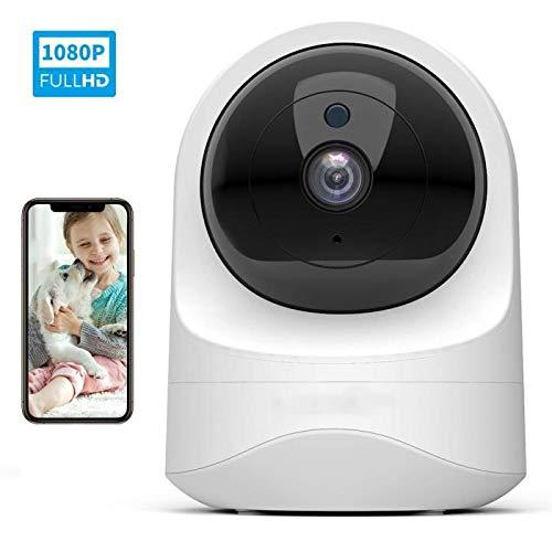 Jordan & Judy Cámara de vigilancia, WiFi + 1080P Full HD,...