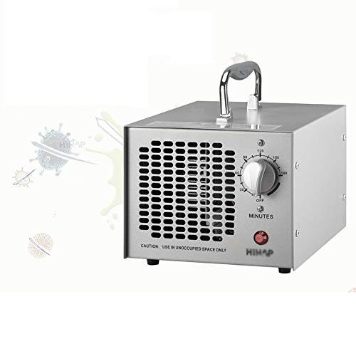 Ozongenerator, ozongenerator, luchtfilter, desinfectie, sterilisatie, reiniging, formaldehyde, luchtverbeterer, ventilator voor thuis
