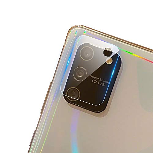 Boleyi Back Camera Lens Protector voor Samsung Galaxy S10 Lite, [Protect The Rear Camera] Camera Lens Flexible Tempered Glass Protector Film, voor Samsung Galaxy S10 Lite. 3 stuks, Samsung Galaxy S10 Lite, Transparant