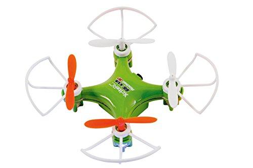 XciteRC - RC Quadrocopter - op afstand bestuurde mini drone Rocket 55XXS 3D groen