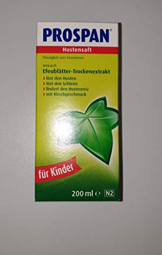 Prospan Hustensaft 200ml