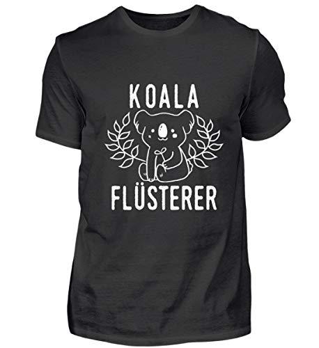 Koala-fluisteraar voor koala-beer-fans - heren shirt