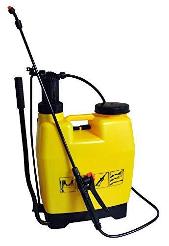 iTrend 20L Pressure Sprayer Water Spray Bottle Backpack Weed Killer Litre Garden