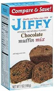 Jiffy: Chocolate Muffin Mix, 7 Oz