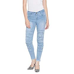 Nifty Womens Slim Fit Jeans