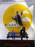 Bogus - Whoopi Goldberg - Gerard Depardieu - Filmposter A1