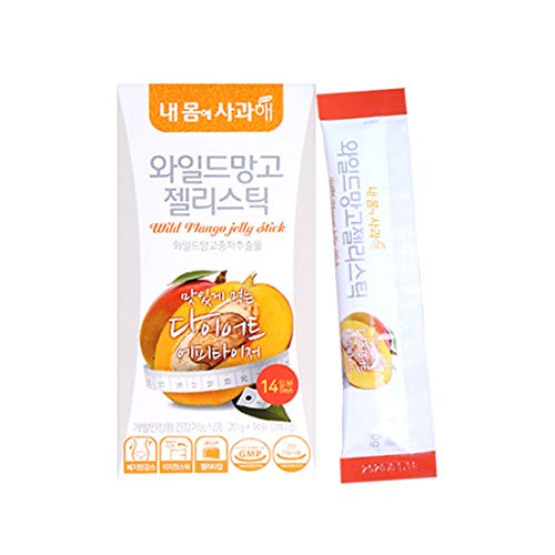 Dr Moon African Mango Diet Jelly 20g X 14 Packets A Healthy