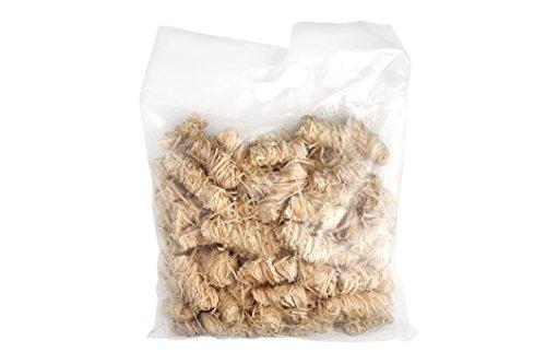 Allgrill Bio-Anzünder aus Holzwolle und Wachs, 2 kg im Beutel ca.170 St.