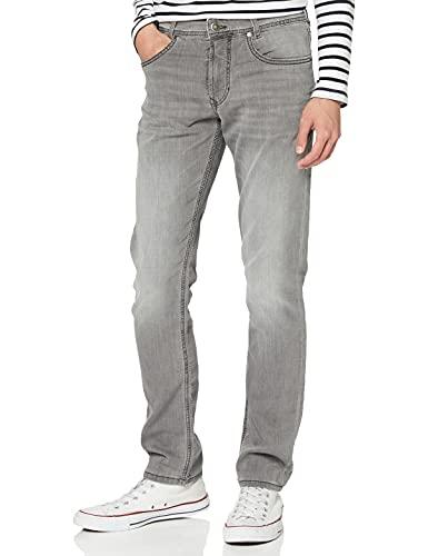 MAC Herren Straight Leg Jog'n Jeans, Grau (Grey Buffy H825), W34/L32