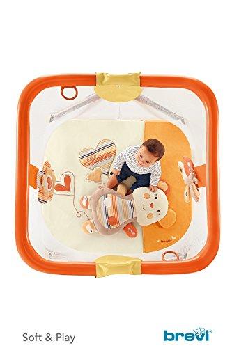 Brevi 586 Soft & Play Centro Attività C. Europa Love Natural