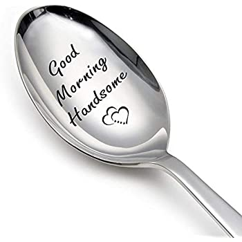 /Best Seller voce/ /lovers Gift # A3 /regalo per lui/ I Love You more spoon- Inspirational gift- Rocking regalo per il fidanzato/ /Gift for a dondolo/ /Gift for Her/