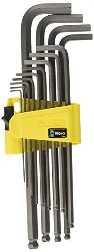 Wera 05021728001 L-key-Set for 950 PKL/13 SZ N,MULTI