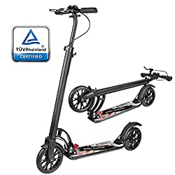 Besey kick folding electric scooter review
