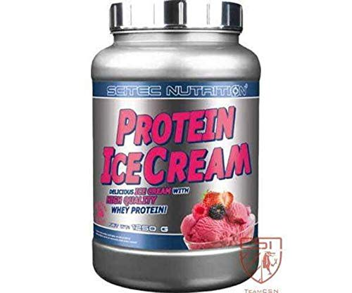 Scitec nutrition 1250 g Protein Light Ice Cream Whey Protein (Red Berry)