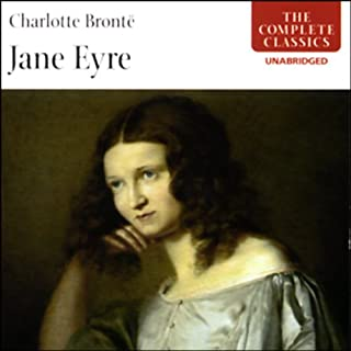 Jane Eyre, Volume 1 audiobook cover art