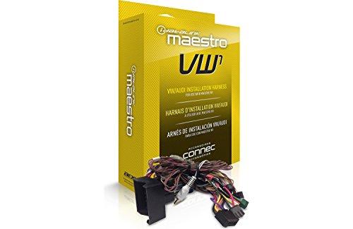 Arreio em T Maestro HRN-RR-VW1 Plug and Play para veículos VW1
