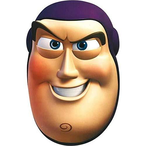 STAR CUTOUTS - Stsm56 - Masque pour Adulte Buzz L'Eclair - Toy Story
