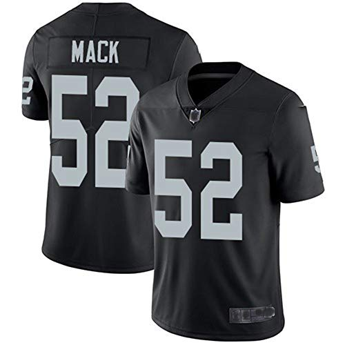 LIANGJK Rugbyanzug Oakland Raiders Oakland Raiders Mack II Legend