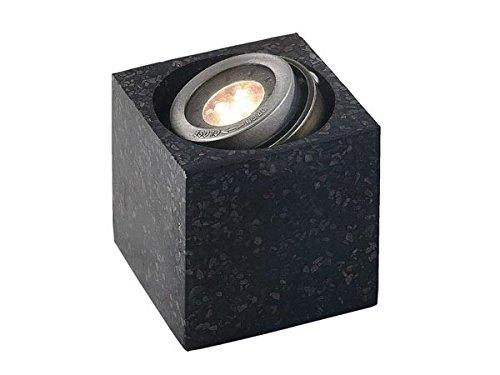 Garden Lights gl3578501 Cylon-Spot 12 V, Noir, 10 x 10 x 10 cm
