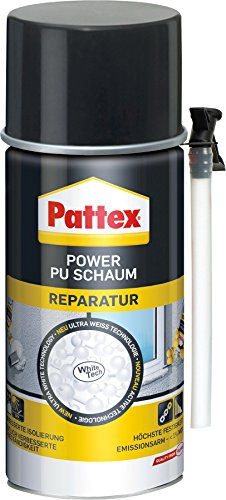 Pattex 1407215  Power Reparatur PU-Schaum 300 ml