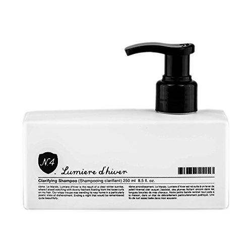 N.4 High Performance Hair Care Lumiere d'hiver (Clarifying Shampoo) 8.5oz