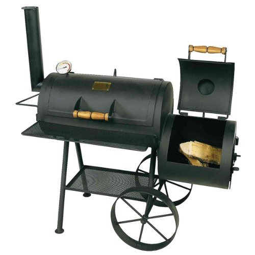 THÜROS Smoker-Barbecue-Grill