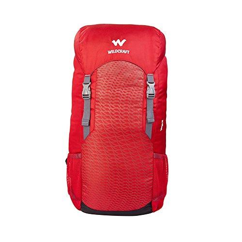 Wildcraft Verge 35 2_ Red Rucksack Backpack (Verge 35 : Wildcraft : Red)