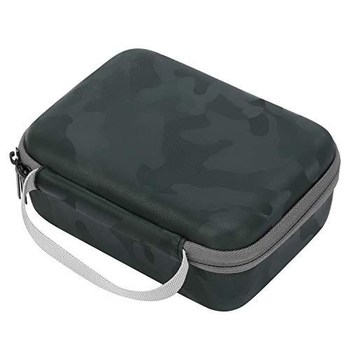Bolsa de Nailon Caja de protección anticolisión Caja de protección de Carcasa rígida Sag de Almacenamiento, para Anti-pérdida, para Viajes, para Disparos al(Remote Control Bag)