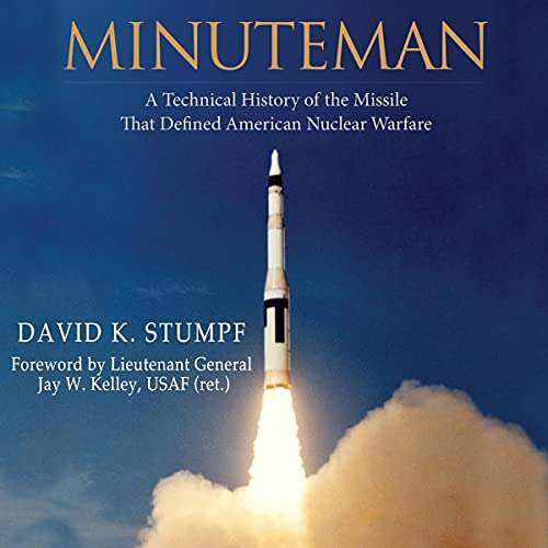 Minuteman Audiobook By David Stumpf cover art