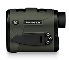 The Ranger 1800 rangefinder is easy to use and features a clean, illuminated display and highly intuitive menu. The Ranger 1800 is capable of ranging up to 1,800 yards. The primary HCD mode displays an angle compensated distance that is ideal for the...