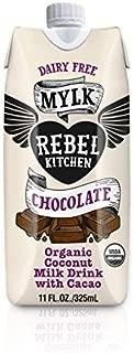 Rebel Kitchen Coconut Milk Drink, Chocolate, 11 Fluid Ounce