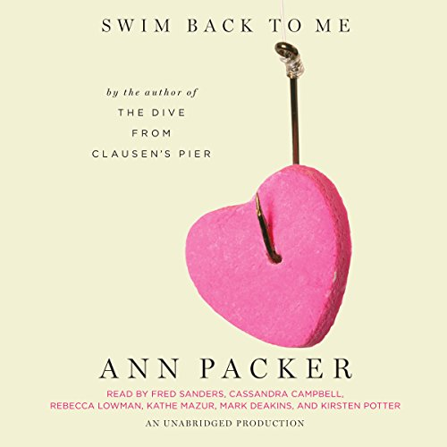 Swim Back to Me audiobook cover art