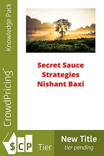 Secret Sauce Strategies (English Edition)