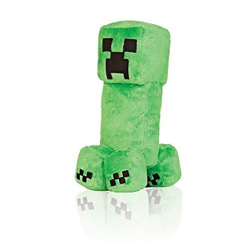 Minecraft 10,5 Creeper Plüsch mit Anhänger Stofftier von Jinx