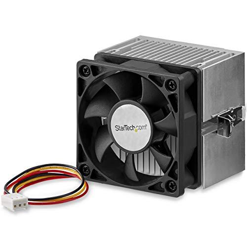 StarTech.com 60 x 65 mm CPU-kylare/fläkt med kylare för AMD Duron eller atlon