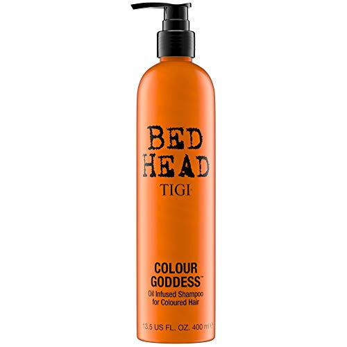 Bed Head by Tigi Colour Goddess Shampoo for Coloured Hair 400 ml