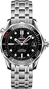 Omega Seamaster 007 James Bond 50Th Anniversary Limited Edtion Midsize Watch 212.30.36.20.51.001 image