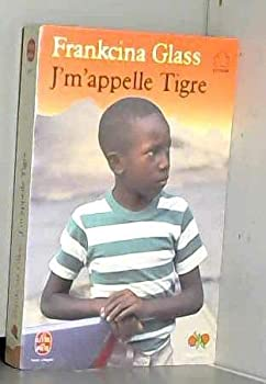 Paperback J'm'appelle tigre [French] Book