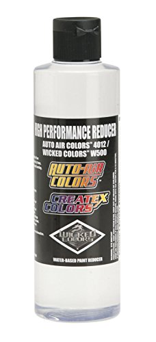 Createx Colors 4012 High Performance Reducer 8oz. Size by Createx Colors