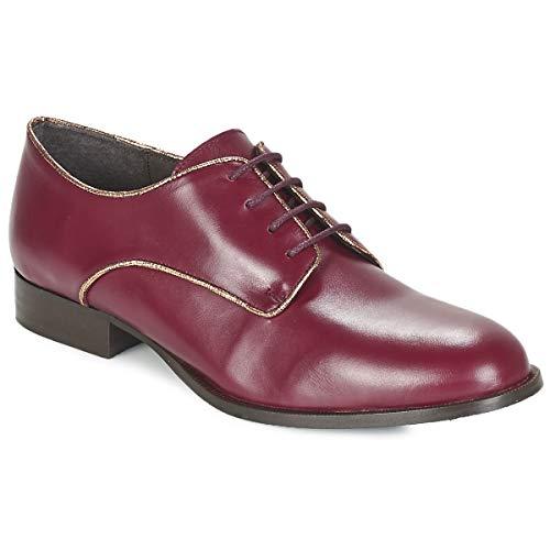 betty london FLOJE Derby-Schuhe & Richelieu Damen Bordeaux - 40 - Derby-Schuhe
