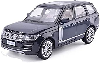 Simulation Vehicle Toy, Sports Car Model, Model Car Toy Range Compatible with Land Rover 1:32 Toy Decoration Model,Simulation Alloy Diecast Car Model, Size: 14.5x6x5.5CM