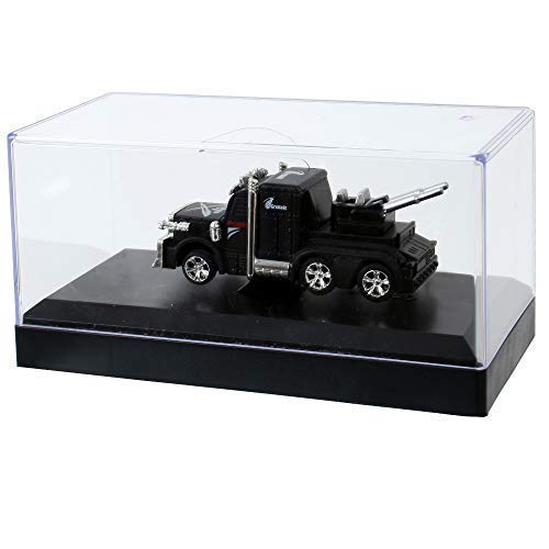 TE-Trend Mini RC Truck Camión Vehículo Modelos 1:64 Mando a Distancia con Luz Batería - Camión Pistola