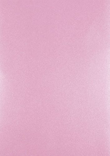 'Artoz Perle 11869614–211Papier Karton glänzend perlmutt 250g-5 A4 Princess