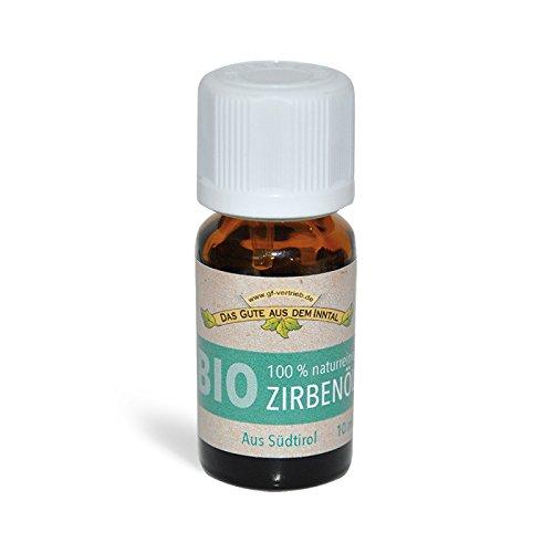 100% naturreines BIO Zirbenöl 10 ml