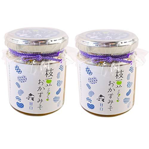 秋田味噌 枝豆ころころ おかず味噌 (甘) 90g (2瓶)