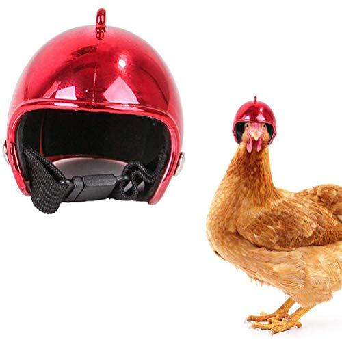 Pet Chicken Helmet Funny Pet Helmet Small Animal Hard Hat Safety Helmet Protector Helmet Protector