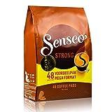 Senseo Dark Roast, Monodosis de Café, Diseño Nuevo, 48 Unidades