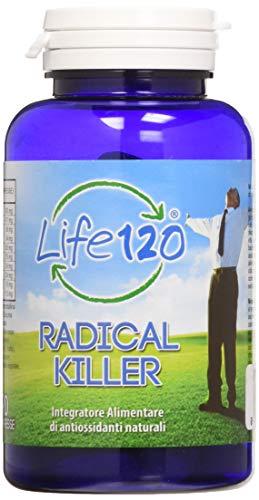 Life 120 Radical killer - 90 compresse - OneLife