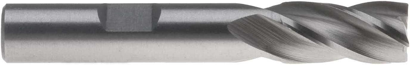 EM-MF14 14mm Single End 4 Flute End Mill - 1/2